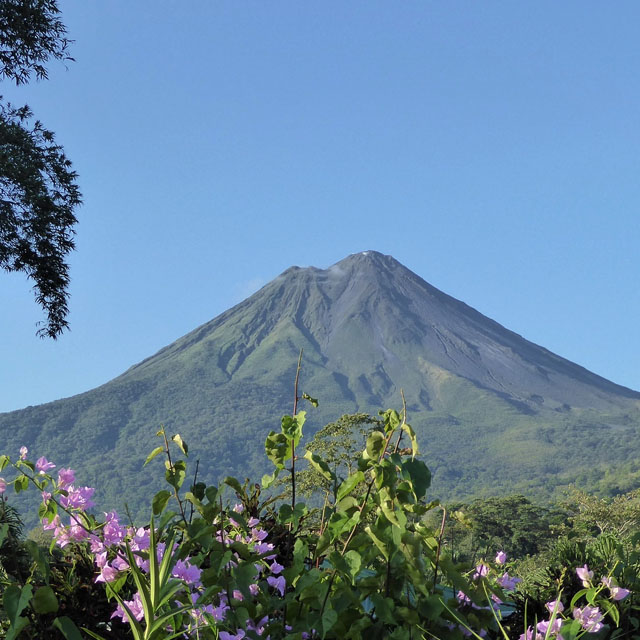 The adventure awaits you at the Arenal Volcano National Park