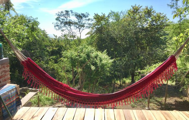 Hammock: The icon of tropical rest!